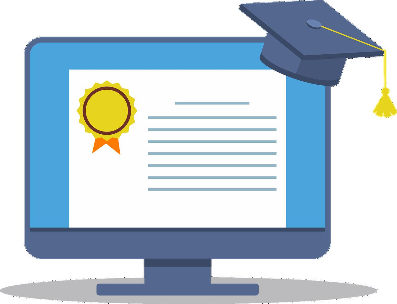 Education Online School Elearning  - ArtsyBee / Pixabay