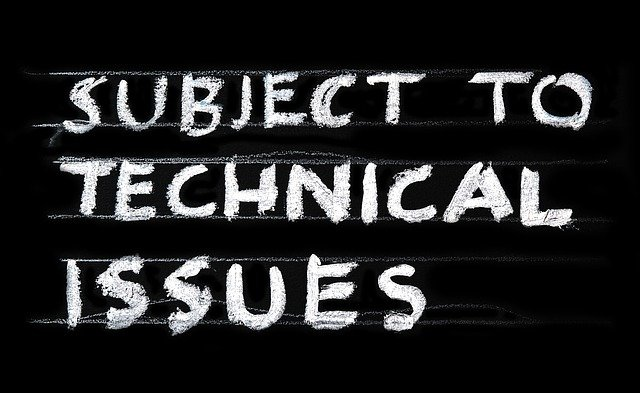 Problem Technical Issues Technology  - aitoff / Pixabay